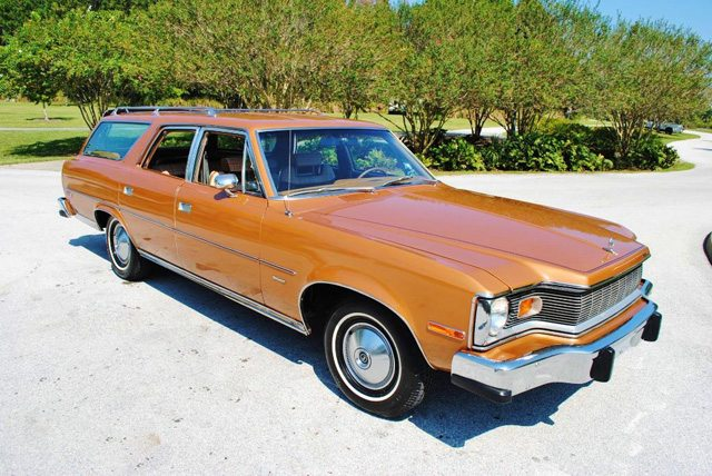 1977 AMC Matador Station Wagon 5