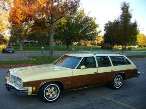 49K Original: 1977 Oldsmobile Cutlass Vista Cruiser