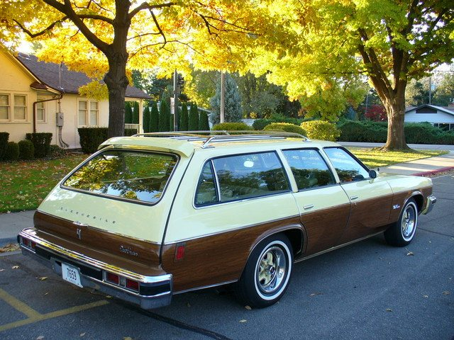 1977 oldsmobile vista cruiser 5