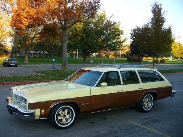1977 oldsmobile vista cruiser