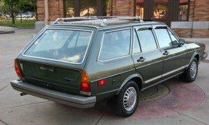 Diesel Dandy- 1981 Volkswagen Dasher