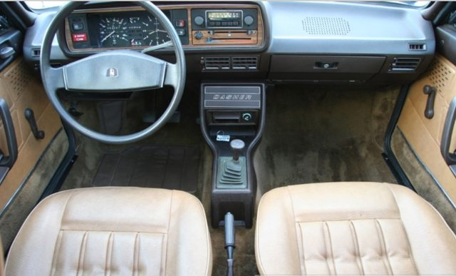 1981 Volkswagen Dasher 4