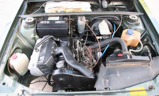 1981 Volkswagen Dasher 7