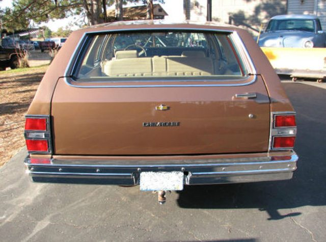 1985 Caprice Classic Station wagon 2