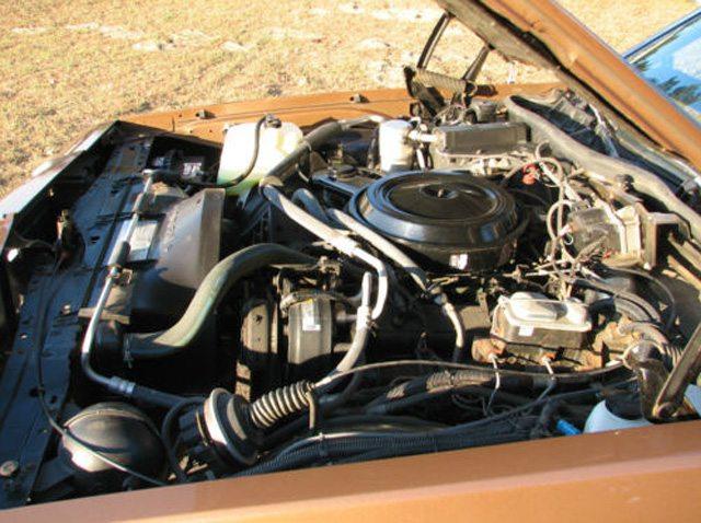 1985 Caprice Classic Station wagon engine
