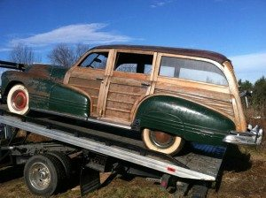 Ready for Restoration: 1947 Pontiac Streamliner