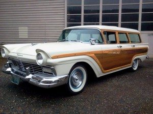 King of the Road: 1957 Ford Country Squire