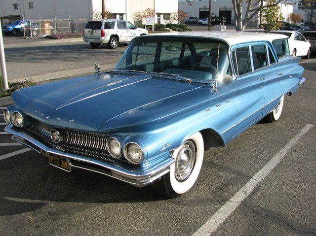 1960 Buick LeSabre Sation Wagon 2