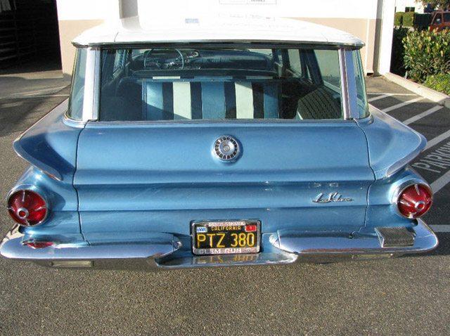 1960 Buick LeSabre Station Wagon 4