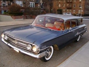 New York Original: 1960 Chevrolet Nomad