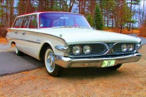 Rarest Edsel: 1960 Edsel Villager
