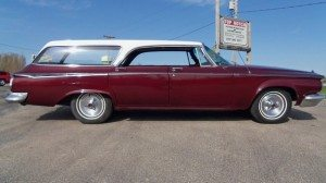 3 Speed Manual: 1964 Chrysler Newport