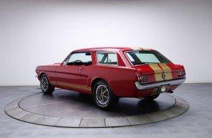 Mustang Wagon: 1965 Mustang