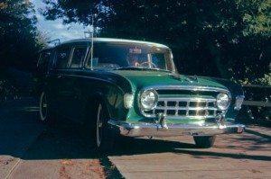Wagon Story: 1956 Hudson Rambler