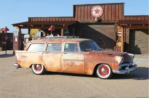 2012 Barrett-Jackson Scottsdale: Station Wagon Auction Results