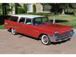 Loaded Gem: 1958 Chrysler New Yorker