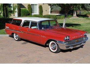 Loaded Gem: 1958 Chrysler New Yorker