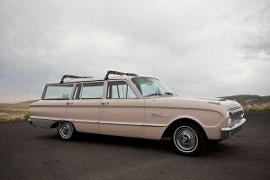 Showroom New: 1962 Ford Falcon Deluxe