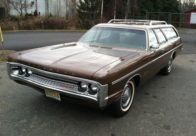 1971 plymouth fury station wagon