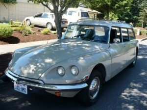 Ever Seen One? 1969 Citroen DS-21