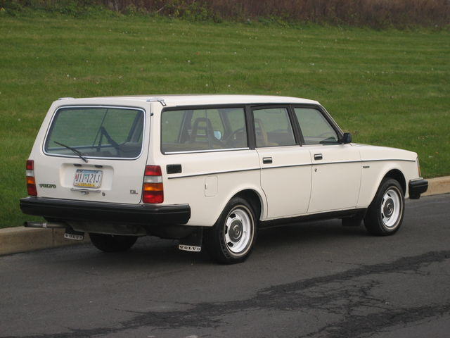1983 Volvo 240 Dl Station Wagon Finder
