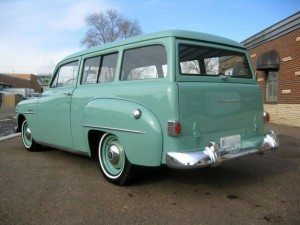 Utilitarian Hauler: 1952 Plymouth Suburban