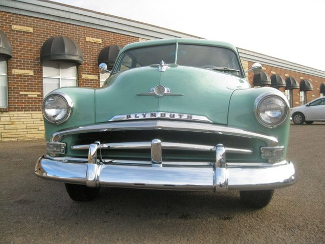1952 Plymouth Suburban Station Wagon Finder