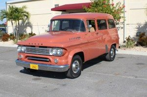 Original SUV: 1962 Dodge Town Wagon