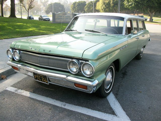 1963 Buick Special Deluxe