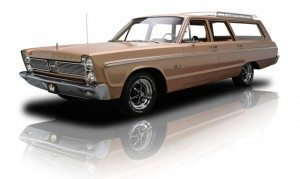 Super Solid: 1966 Plymouth Fury II