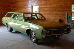 Factory COPO: 1969 Chevrolet Kingswood