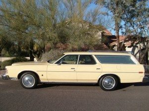 One Owner: 1978 Ford LTD