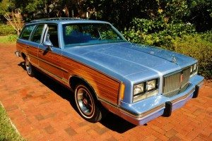 No Reserve: 1983 Pontiac Bonneville