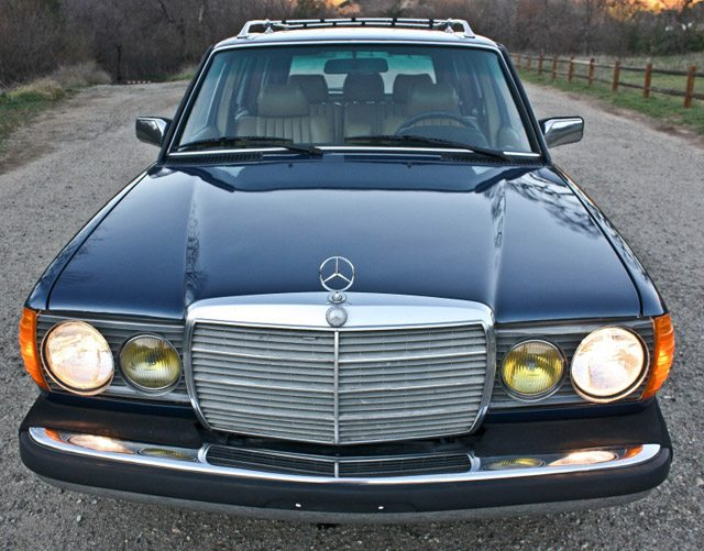 1985 Mercedes Benz 300td Station Wagon Finder