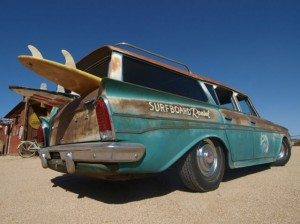 Rusty Rat Rod: 1961 AMC Rambler