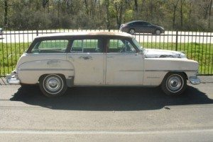 Hemi Project: 1953 Chrysler Town & Country