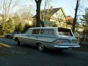 Long Island Beauty: 1961 Chevrolet Impala Nomad