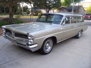 Sleeper: 1963 Pontiac Catalina Safari