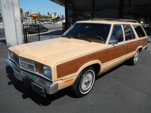 70's Flashback: 1979 Ford Fairmont Squire
