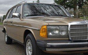 Survivor: 1982 Mercedes 300TD