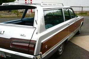 Silver Beauty: 1968 Dodge Monaco