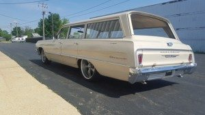 3 on the tree: 1964 Chevrolet Biscayne