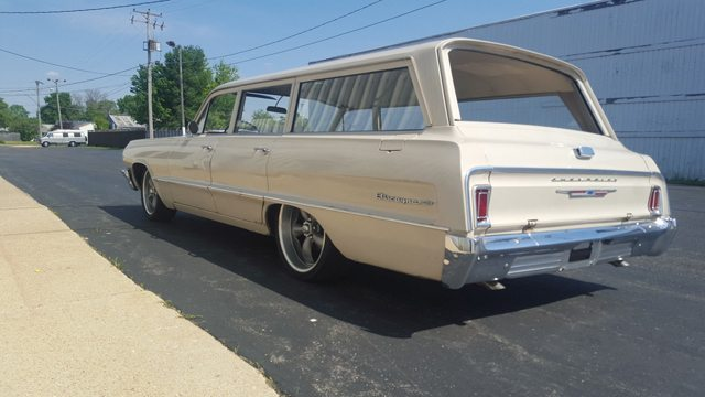 1964 Chevrolet Biscayne Station Wagon pic1