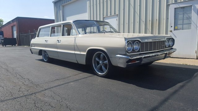 1964 Chevrolet Biscayne Station Wagon pic2