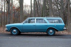 Entry Level Beauty: 1963 Rambler 550
