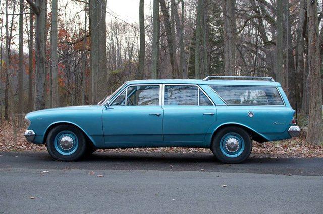 1963 Rambler 550 pic 1