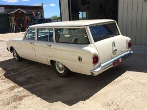 Montana or Bust: 1960 Ford Falcon