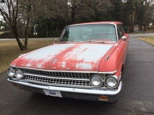 Drive as is or Restore? 1961 Ford Country Sedan
