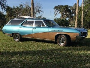 Sweeping Lines: 1968 Buick Sport Wagon