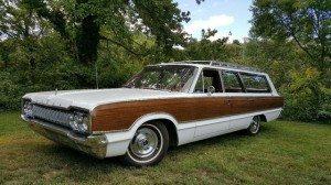 20,500 Miles: 1965 Dodge Custom 880